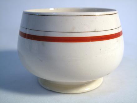 bowl, sugar