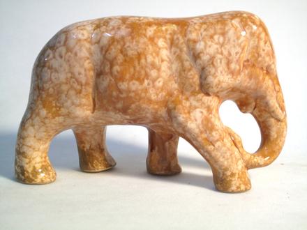 figure, elephant