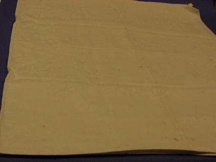 tablecloth, damask