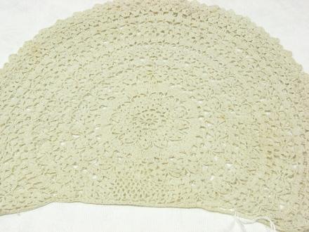 tea cosy, crochet