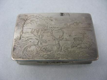 snuff box, S859