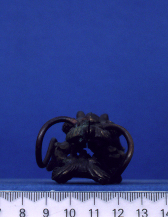 Dragon head, metal