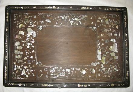 panel, inlaid