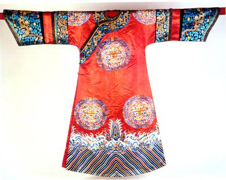 robe, man's, ch'ang-fu