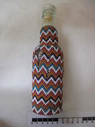 bottle, ornamental