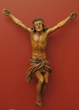 carving, Christ