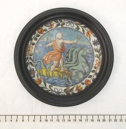 plaque, Neptune