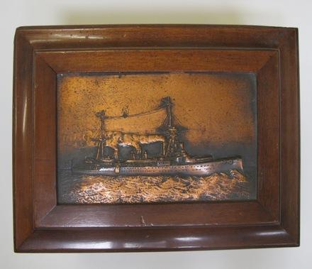 casket, souvenir