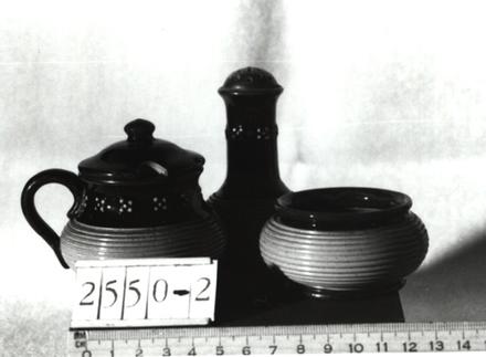 ceramics, condiment set