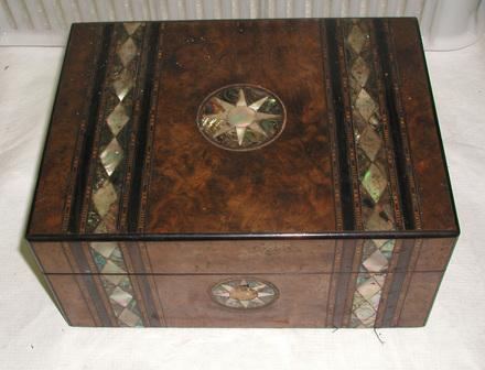 box, sewing M1918