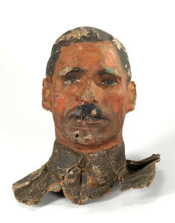 trench sniper decoy head