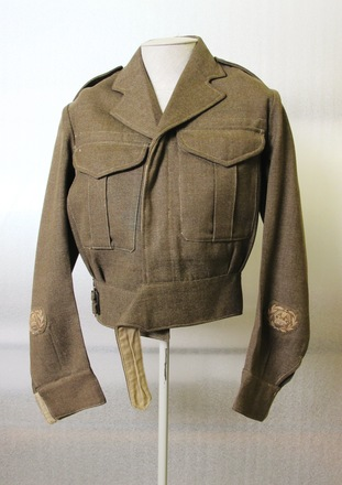 jacket, battledress U053.1
