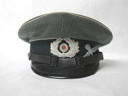German Officers cap  U104