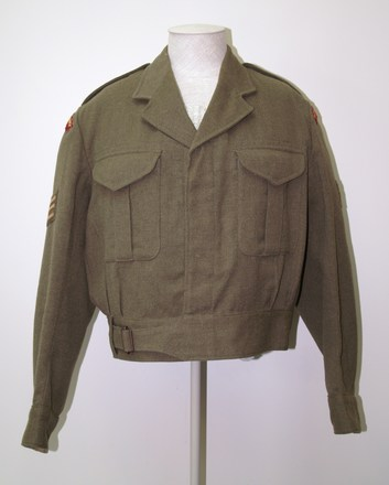 jacket, battledress U162.2