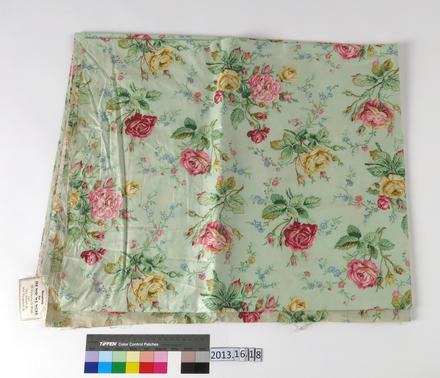 fabric length; 2013.16.18; a