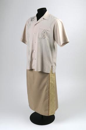 Lava Lava and Shirt; 56717