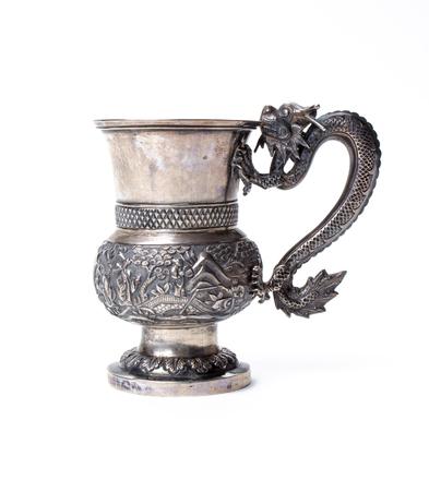 mug; christening; 2014.17.1