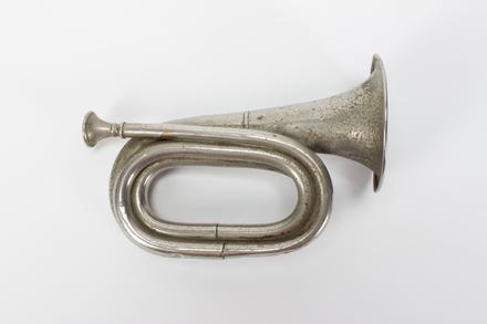 bugle of Arthur Cecil Douglas Flintoff Mickle; 2013.20.5