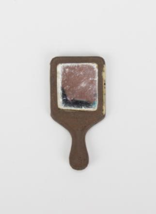 hand mirror; 2013.51.7.5