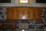 Memorial roll, St Paul's Church (photo John Halpin November 2011) - CC BY John Halpin