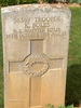 Headstone, Gaza War Cemetery (photo Alan and Hazel Kerr 2007) - No known copyright restrictions