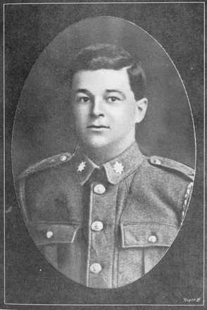 Portrait King's College Honour Roll, WWI. - No known copyright restrictions