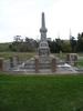 Hazelburn War Memorial, South Canterbury (Photo Brian Davison, 2009) - No known copyright restrictions