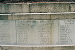 Name panel, Messines Ridge (N.Z.) Memorial, Belgium (photo B.G. Knights, 2009) - No known copyright restrictions