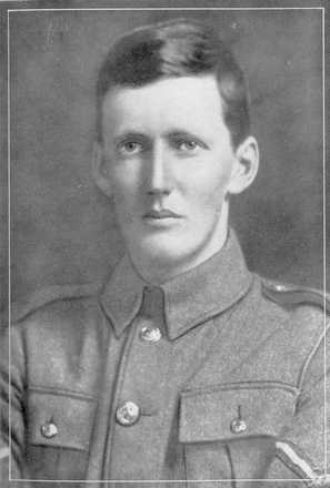 Portrait, King's College Honour Roll, WWI. - No known copyright restrictions