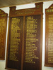 Tirau District 1914 - 1918 Roll of Honour held by the Tirau Museum - No known copyright restrictions