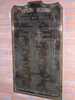 Roll of Honour, Auckland Chevra Kadisha & Bikkur Cholim, WW1, Auckland Hebrew Congregation - No known copyright restrictions