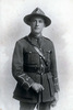Alban Jackson in uniform, standing - No known copyright restrictions