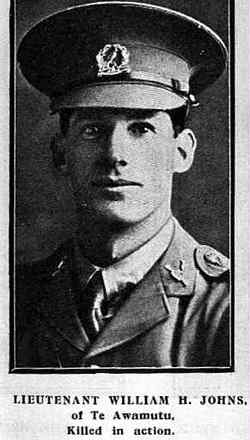 Portrait, Auckland Weekly News, 1917. - No known copyright restrictions