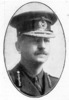 Portrait, Brigadier-General F. Earl Johnston from facing page 225, New Zealand Rifle Brigade by Lt-Col. W.S. Austin, 1924 - No known copyright restrictions