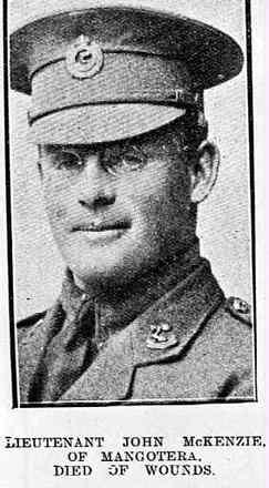 John Mackenzie portrait, Weekly News. - No known copyright restrictions