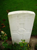 Image of Gravestone at Prowse Point Military Cemetery provided by Paul Hickford 2011 - No known copyright restrictions