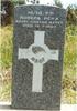 Headstone, urupa, Waihaha Maori Cemetery, Moeraorao (photo R Bedows 2005) - No known copyright restrictions