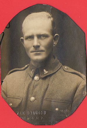 Portrait, Philip James Wootton (kindly provided by family) - No known copyright restrictions