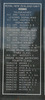 New Zealand Naval Memorial, Devonport, Panel 3: Royal New Zealand Navy - Telegraphist, Leading Signalman, Signalmen, Ordinary Signalman, Petty Officers (A), Leading Airmen, Engine Room Artificer Third Class, Engine Room Artificers Fourth Class Brown - McLeod (digital photo John Halpin 2011) - CC BY John Halpin