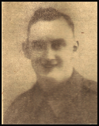 Portrait, from the Northland roll of honour and servicemen of WW II - This image may be subject to copyright