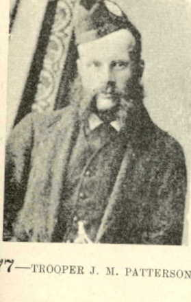 Portrait of J M Patterson- No known copyright restrictions
