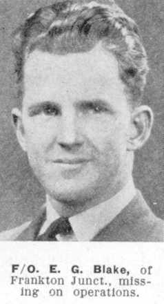 Portrait, The Weekly News; 12 July 1944 - This image may be subject to copyright