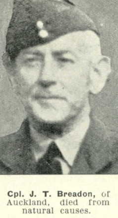 Portrait from The Weekly News; 20 September 1944 - This image may be subject to copyright