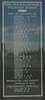 New Zealand Naval Memorial, Devonport, Panel 9: Royal New Zealand Naval Volunteer Reserve - Sub - Lieutenants (A) - Herrold - Wilson, Paymaster Lieutenant, Lieutenants (Special) (digital photo John Halpin 2011) - CC BY John Halpin