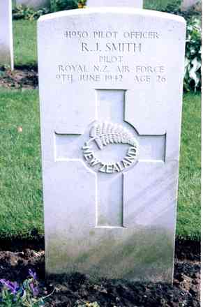 Headstone, Reichswald Forest Cemetery, 1998 Adriaan de Winter and Ton van Alphen - This image may be subject to copyright