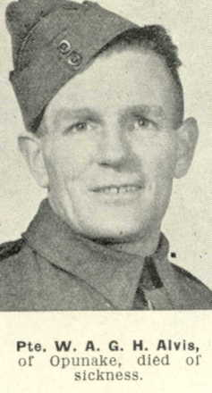 Portrait from Weekly News; 19 April 1944 - This image may be subject to copyright