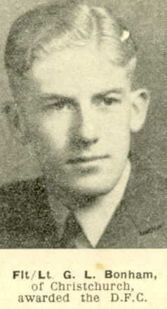 Portrait from The Weekly News; 21 June 1944 - This image may be subject to copyright