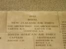 Column 423 & 424, Singapore Memorial, Kranji War Cemetery. (photo P. Lascelles, 2008) - This image may be subject to copyright