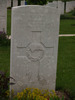 Headstone, Villers-Bretonneux Military Cemetery, France (photo Ron Brown, July 2013) - This image may be subject to copyright