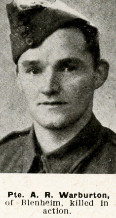 Portrait, Weekly News 1943 - This image may be subject to copyright